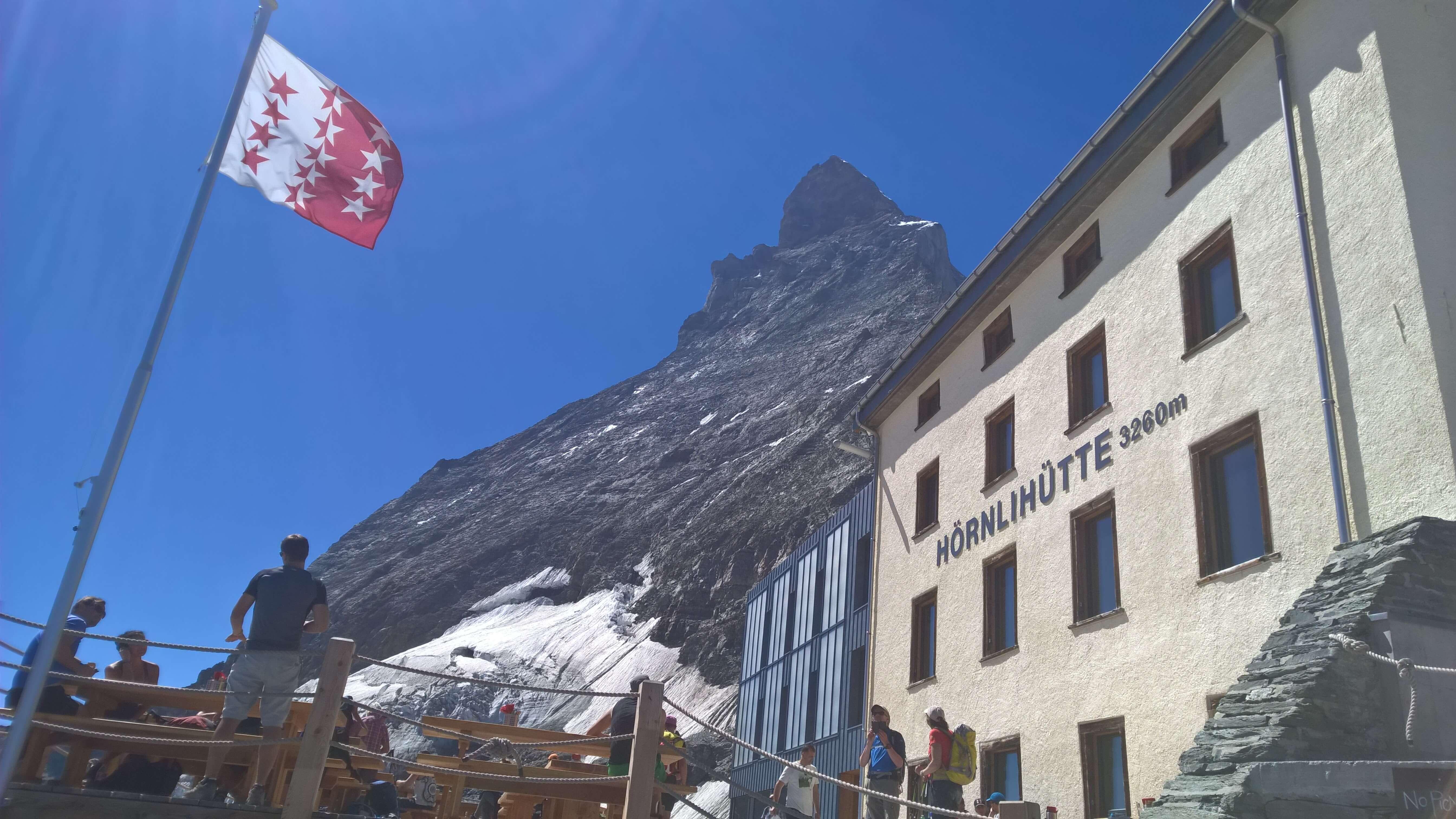 Zermatt – Hörnlihütte – Schwarzsee